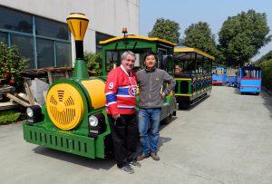 Dave's Train 8